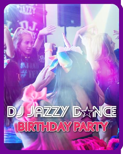 DJ JAZZY Dance Party